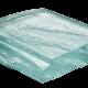 Art Glass Sample - Aisu Layered