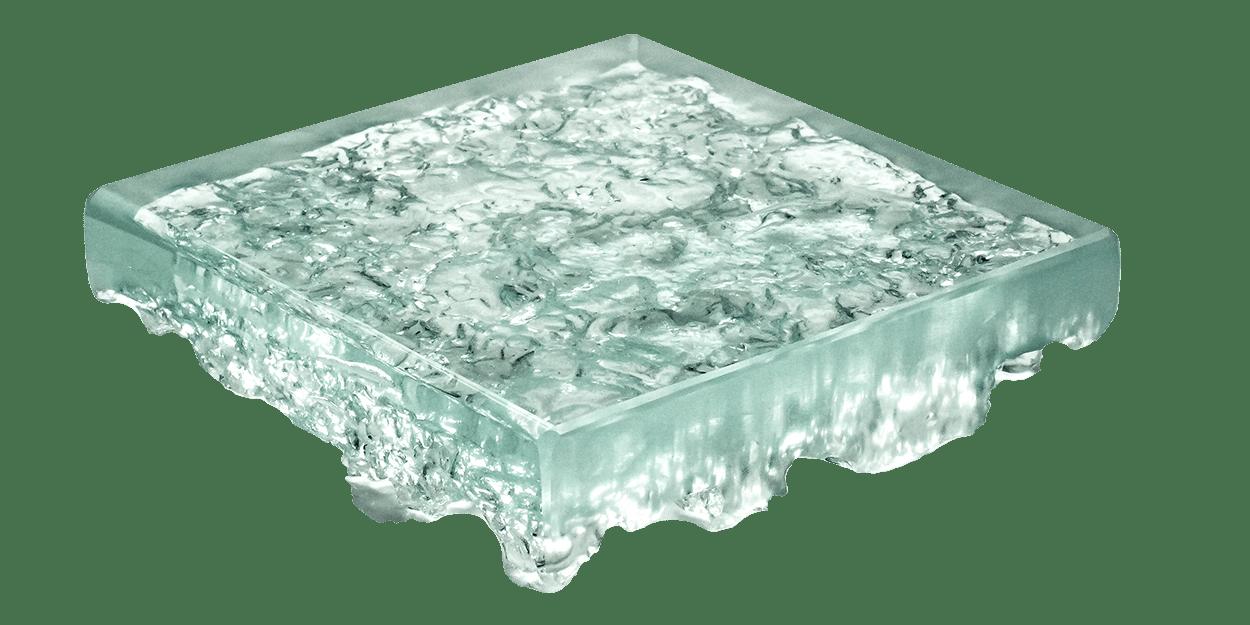Art Glass Sample - Escala